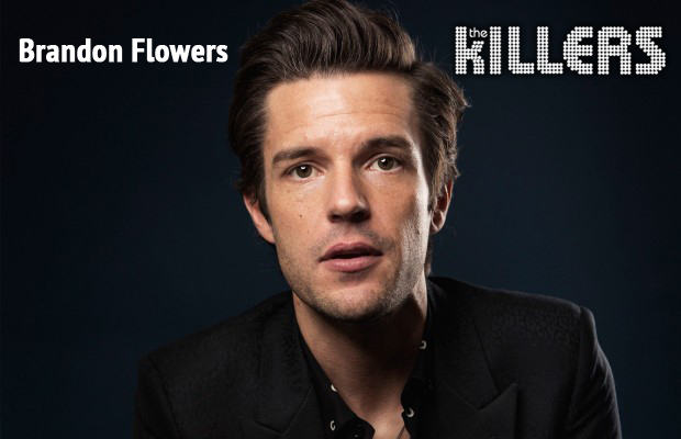 Brandon Flowers (SUD), do The Killers não bebe nem fuma!