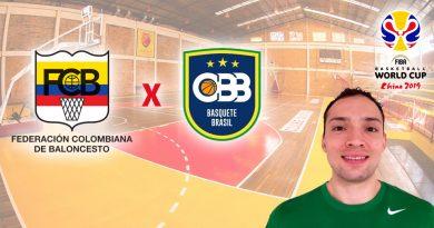 Atleta SUD Lucas Cipolini é convocado para a Seleção de Basquete