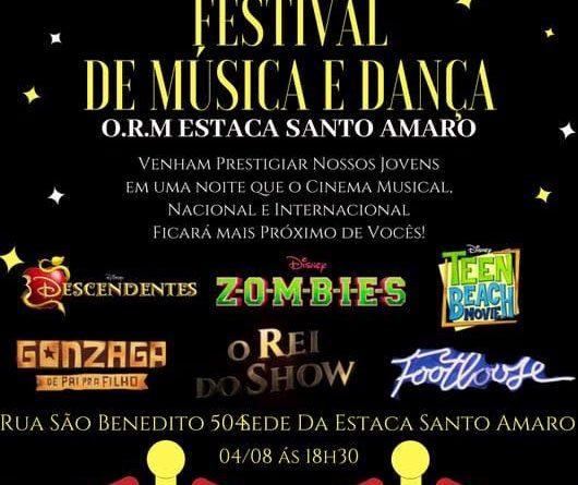 04/08/18 - Festival de Música e Dança ORM