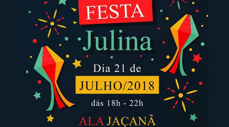 Festa Julina Ala Jaçanã