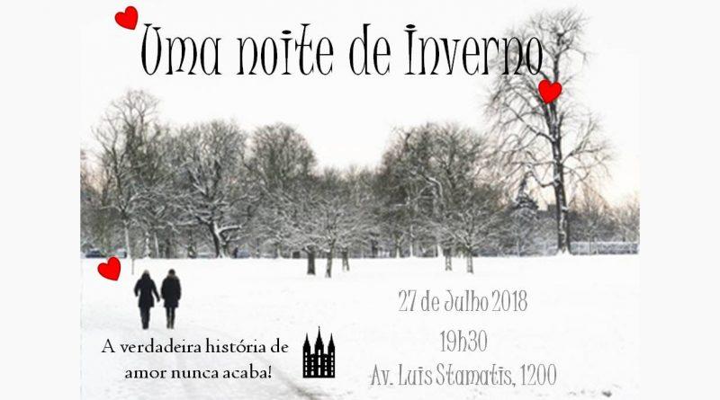 Uma Noite de Inverno (Baile) Estaca SP Jaçanã
