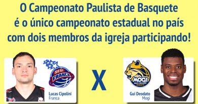 Campeonato Paulista de Basquete terá dois atletas SUD em 2018