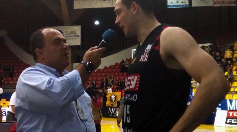 Transmissão da partida de basquete reforça audiência da Rádio SUD