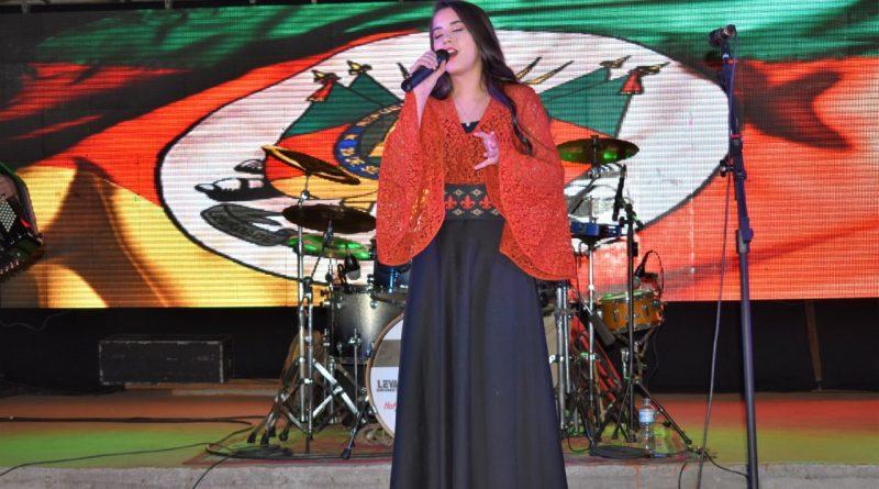 Uma doce voz que ecoa do Sul do Brasil