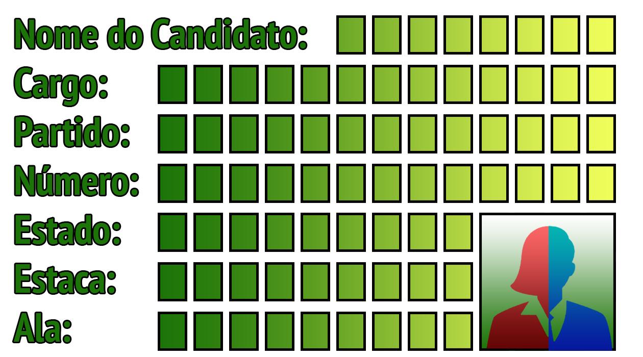 Lista de Candidatos SUD 2018