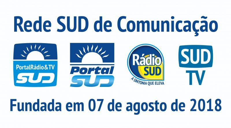 Logo da Rede SUD de Comunicação