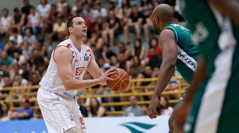 Desfalcado de três jogadores, Sesi Franca de Cipolini (SUD) é superado por Bauru