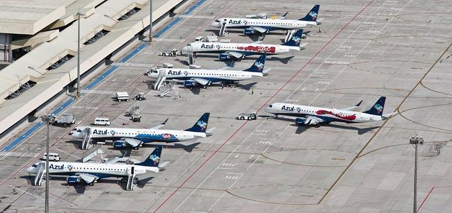 AZUL de David Neeleman (SUD) Cresce 21,5% em agosto com +43,4% em voos internacionais