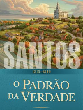 """O primeiro volume de """"Santos"""" já está disponível"""