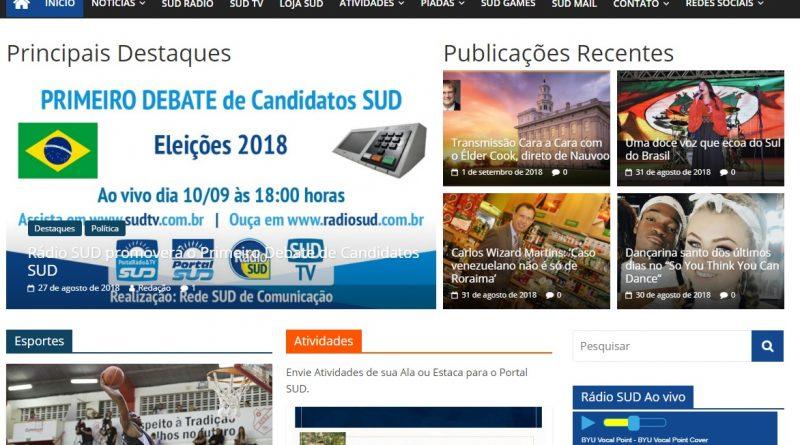 Fundação do Portal SUD