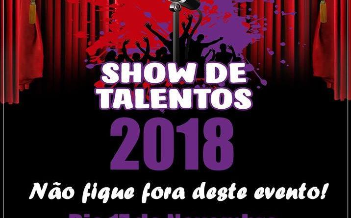 17/11/2018 - Show de Talentos 2018