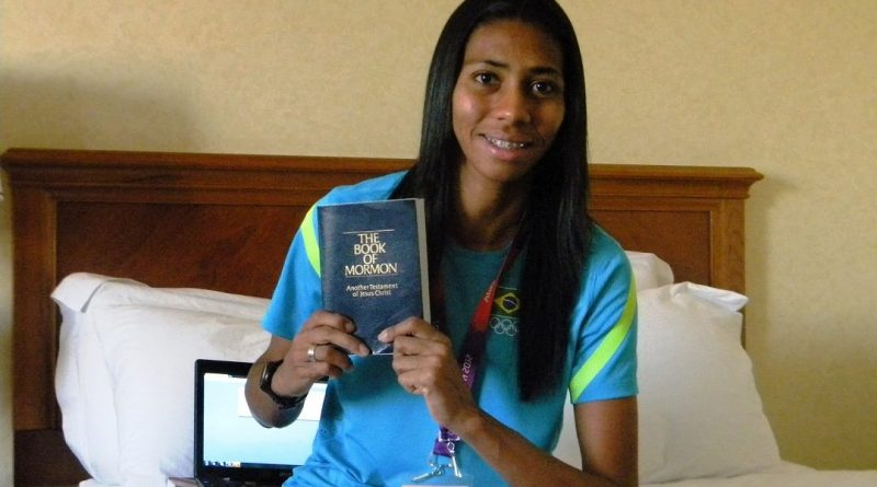 Bruna Benites, Atleta SUD, não está escalado por lesão