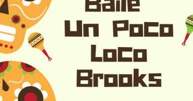 24/11/2018 - Baile Un Poco Loco Brooks - Instituto Brooklin