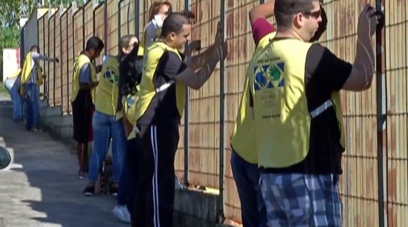 Creche de Mogi recebe melhorias graças ao trabalho de voluntários
