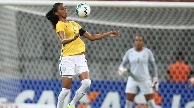 Bruna Benites reforça o Inter para a sequência do Brasileirão feminino A1 | Foto: Lucas Figueiredo / CBF / Divulgação / CP