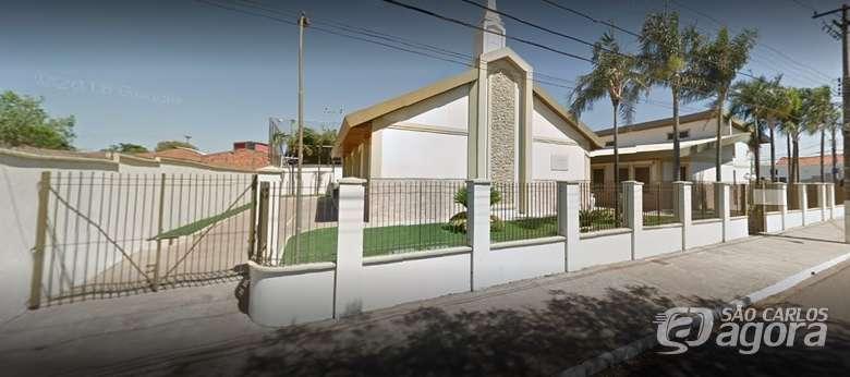 Capela SUD de São Carlos - Crédito: Google street view
