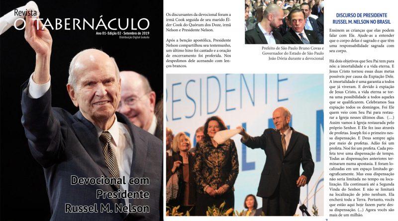 Revista O Tabernáculo Ano 1 - Edição 02