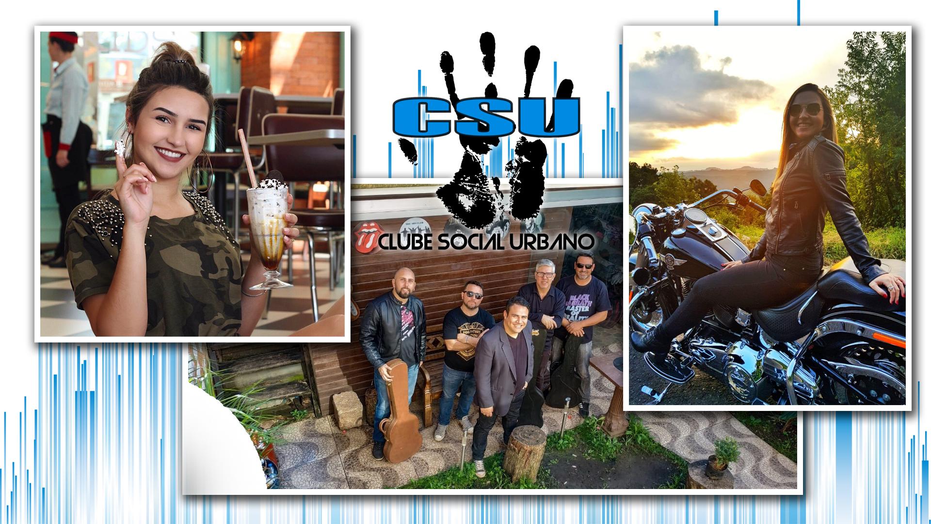 Banda CSU lança nova música de título Cristalina
