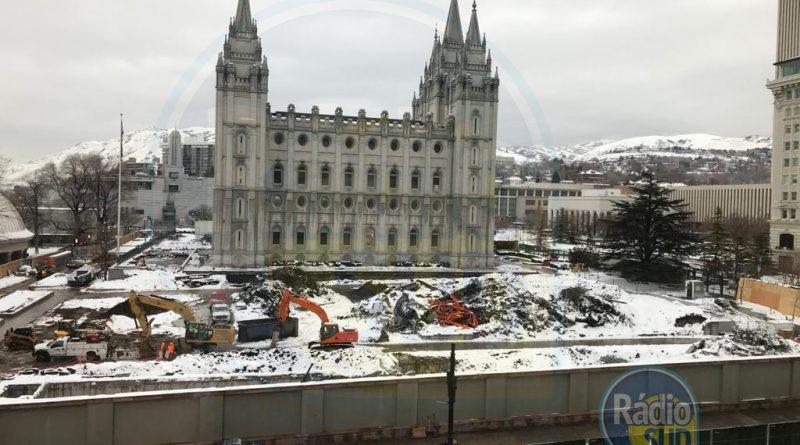 Vou para a Conferência Geral, mas o templo de Salt Lake está em reforma, e agora?