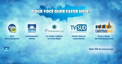 Rede SUD de Comunicação amplia alcance com duas novas mídias