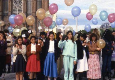 Como uma promessa da Presidente Geral das Moças foi cumprida depois de muitos anos