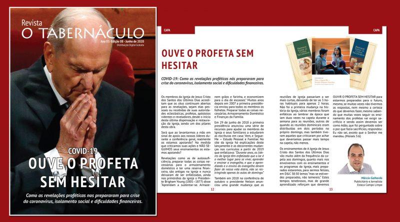 Revista O Tabernáculo - Edição 08