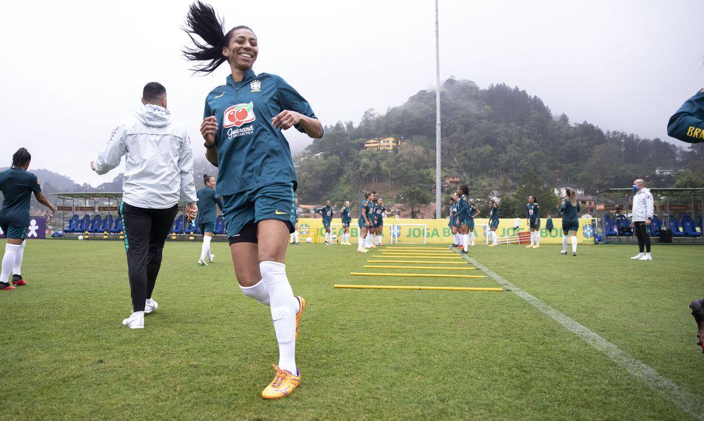 Bruna Benites [SUD] destaca Brasileiro Feminino como trunfo para seleção