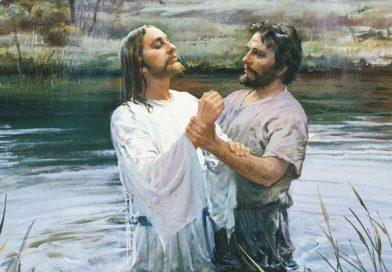 Acabei de me batizar, e agora?